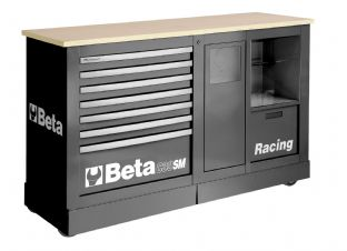 Beta C39 SM-G Special Mobile Roller Cab, Racing SM Type (Grey)